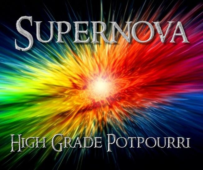 Räuchermischung Supernova vorderseite