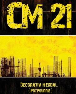 cm21 raeuchermischung