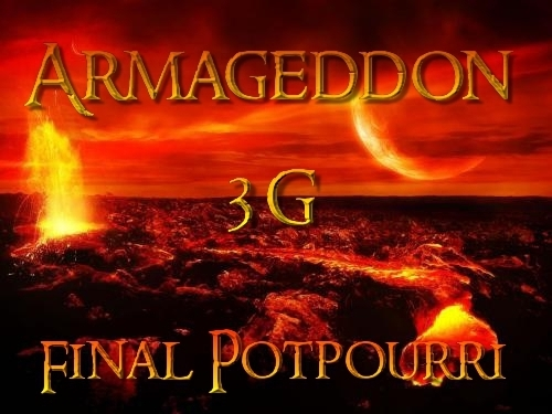 Raeuchermischung Armageddon 3g
