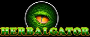 Herbalgator Shop Logo