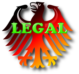 legal in deutschland