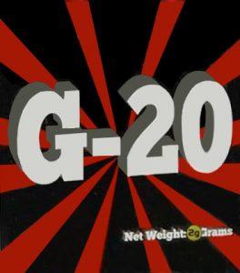 G20 Räuchermischung