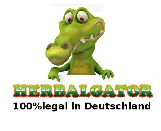 Herbalgator Raeuchermischungen-Shop
